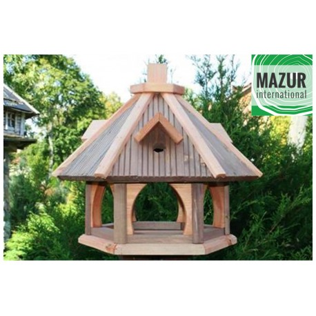 Wooden bird table KB3-SM