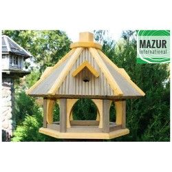 Wooden bird table KB3-SP