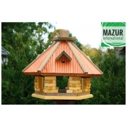 Wooden bird table KB2-SM