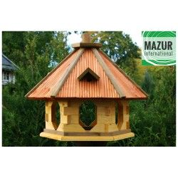 Wooden bird table KB1-SM