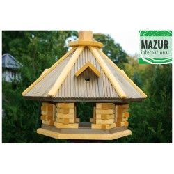 Wooden bird table KB2-SP