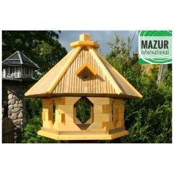 Wooden bird table KB1-SP