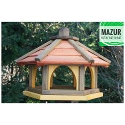 Wooden bird table KL4-SPM