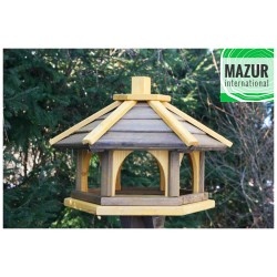 Wooden bird table KL4-SP