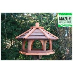 Wooden bird table KL4-OP