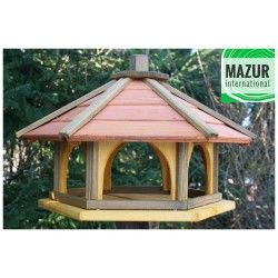 Wooden bird table KL2-SPM