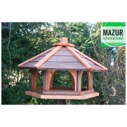 Wooden bird table KL2-OP