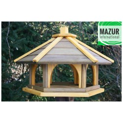 Wooden bird table KL2-SP