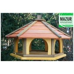 Wooden bird table KL1-SPM