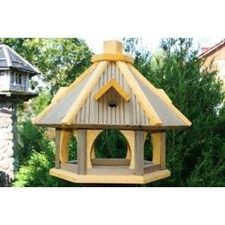 Wooden bird table KBN3-SP