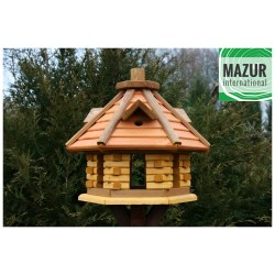 Wooden bird table KBN3-SPM
