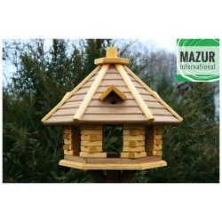 Wooden bird table KBN2-SP