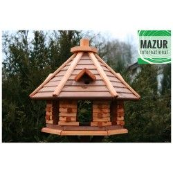 Wooden bird table KBN2-OP