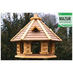 Wooden bird table KBN1-OP